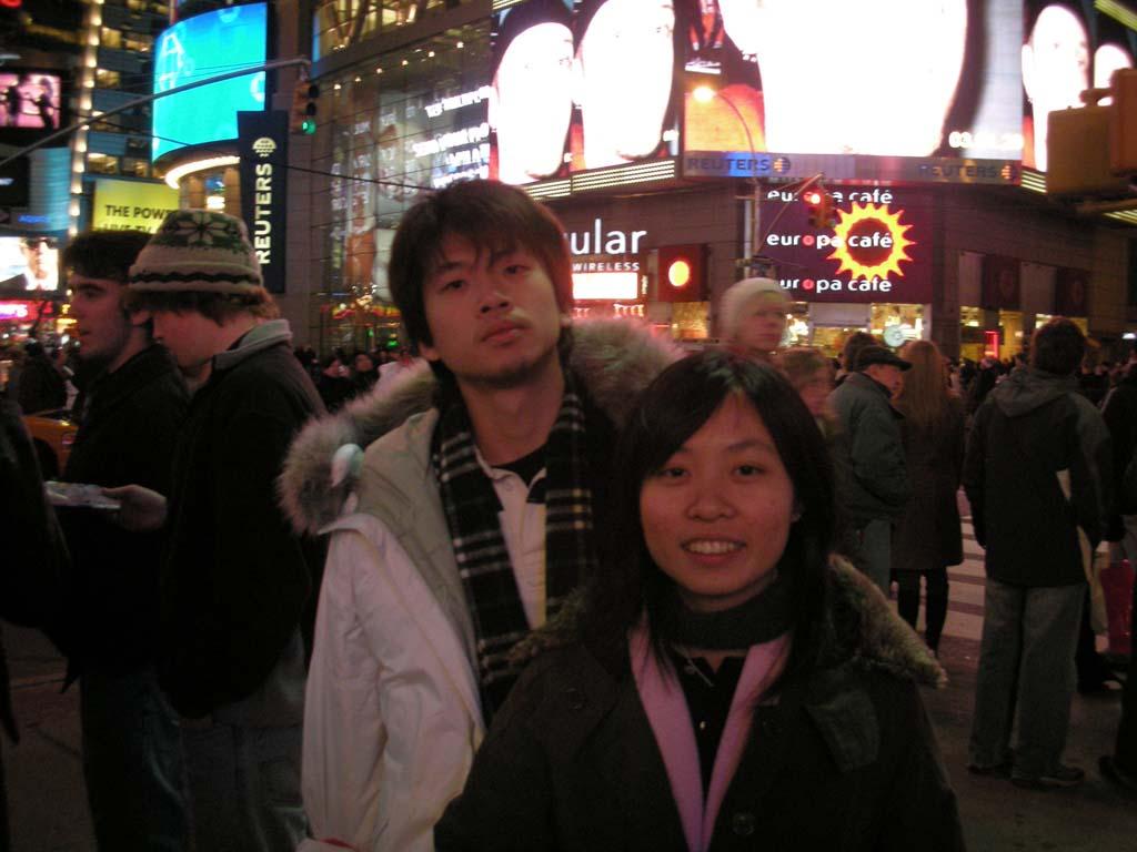 美国特洛伊大学2008年毕业生陈果图片