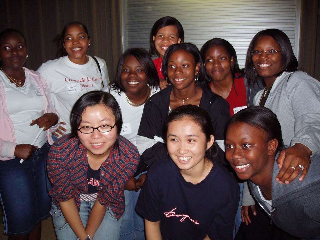 美国特洛伊大学2008年毕业生汪洋图片